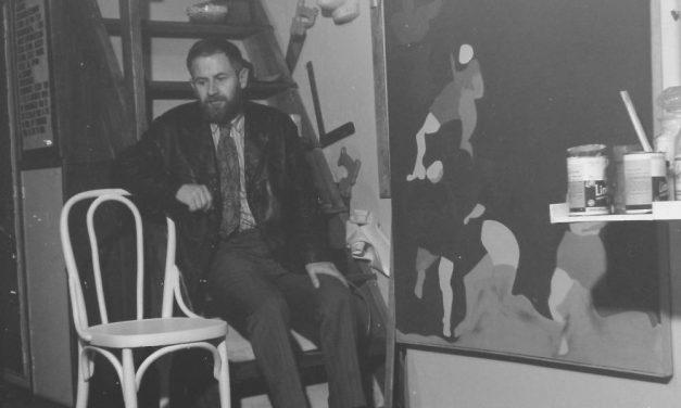 Pictorul Szasz Dorian, 1971