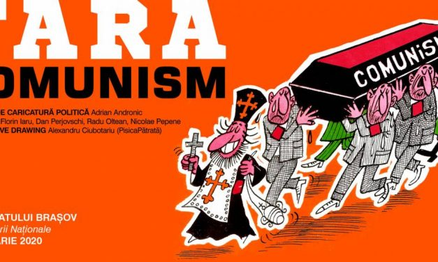"""Proiectul """"Fără comunism!"""" cu prilejul Zilei Culturii Naționale"""