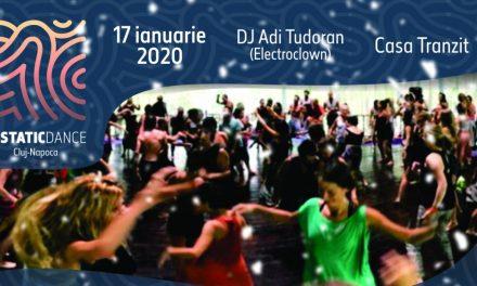 Ecstatic Dance Cluj-Napoca 17 ianuarie 2020