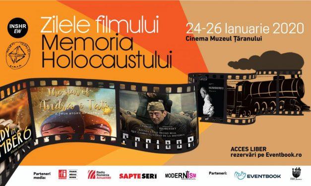 """Zilele filmului """"Memoria Holocaustului"""" @ Cinema Muzeul Țăranului"""