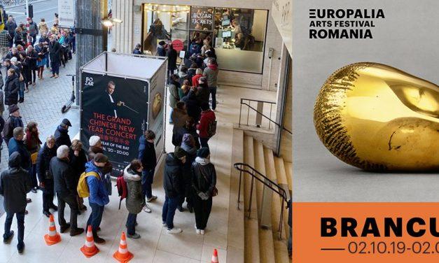 """RECORD. """"Brâncuşi. Sublimarea formei"""", văzută de peste 1.000 de persoane pe zi la Bruxelles în vacanța de iarnă. În total, 85.000 de vizitatori în trei luni"""