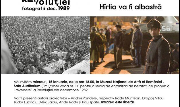 Intrare gratuită și proiecții de film la MNAR de Ziua Culturii Naționale