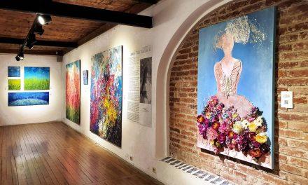 Expoziție de pictură Maia Truțulescu @ Galeria Pygmalion, Timișoara