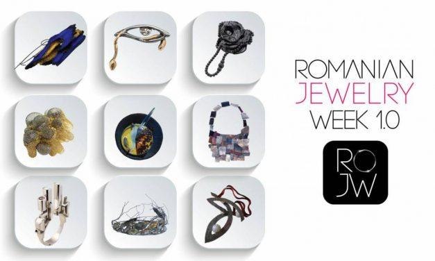 Assamblage anunță prima ediție ROMANIAN JEWELRY WEEK