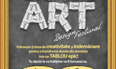 Tablouri din doze de aluminiu, tema concursului Can Art&Design Festival 2020