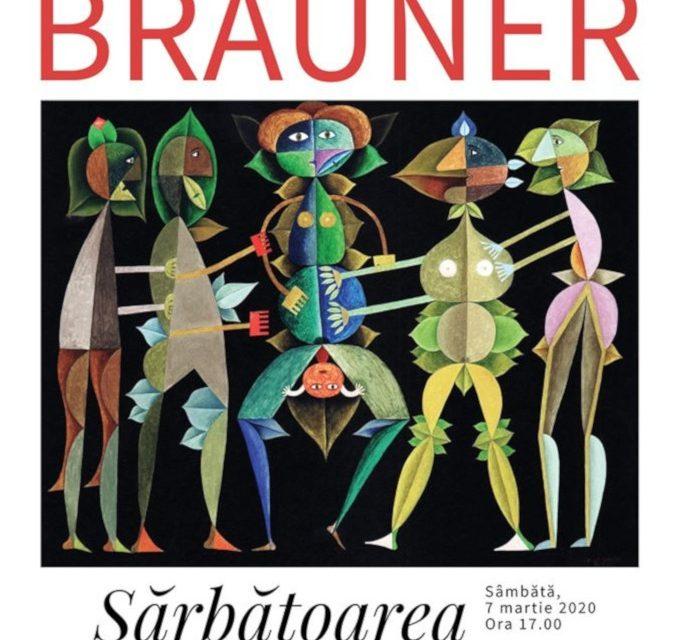 """Conferință """"Victor Brauner – Sărbătoarea Mamelor"""" @ Muzeul Național al Literaturii Române"""