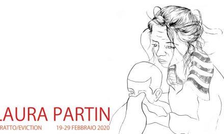 "Expoziția de desene ""Evacuare"", a artistei Laura Partin @ Galeria Accademia di Romania in Roma"