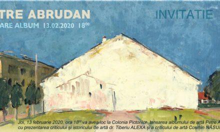 Lansare album Petre ABRUDAN @ Colonia Pictorilor Baia Mare