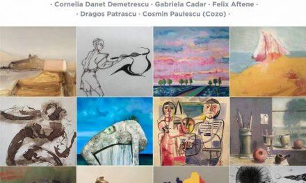 Maeștri ai artei contemporane (II) @ Art Yourself Gallery, București