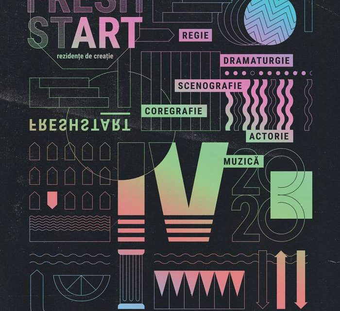 Open Call Fresh Start – rezidențe de creație, ediția a IV-a