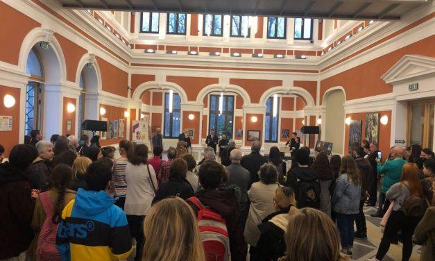 """Expoziția profesorilor de arte vizuale din județul Cluj @ Centrul de Cultură Urbană """"Casino"""" din Cluj-Napoca"""