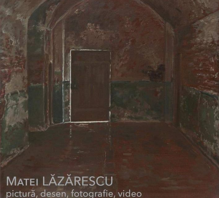 Expoziție personală Matei Lăzărescu – Pictură, desen, fotografie, video @ Galeria Romană, București