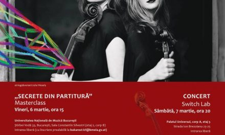 "Strings&noise ""quoting Beethoven"" – instrumente clasice, sunetele viitorului"