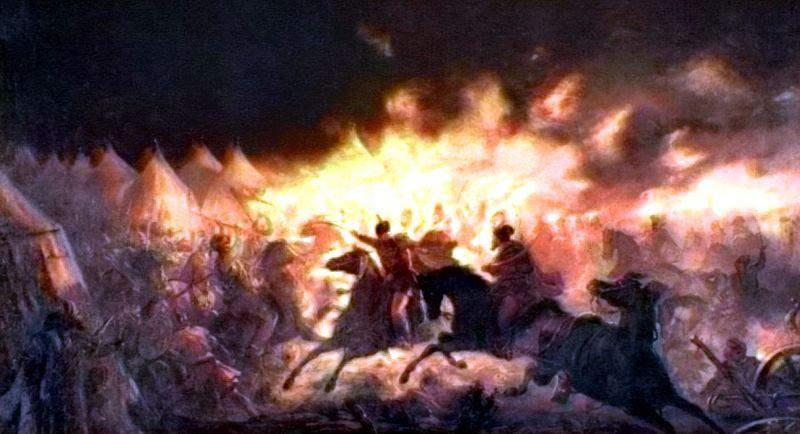 Atacul de noapte al lui Vlad Țepeș