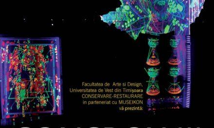 CONSBOX III – UVTXperience Un proiect al programului de studii Conservare-Restaurare al Facultății de Arte și Design, Universitatea de Vest din Timișoara @ MUSEIKON, Alba Iulia