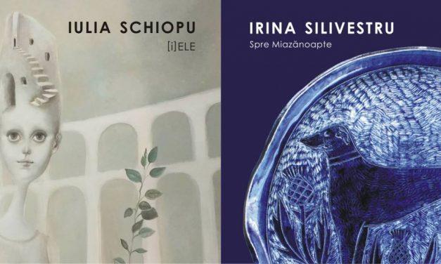 Expoziții Iulia Șchiopu & Irina Silivestru @ Art Yourself Gallery, București