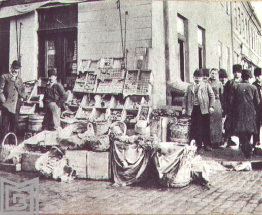 Piață de Fructe