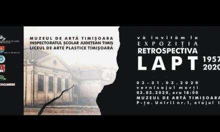 Retrospectiva Liceului de Arte Plastice Timişoara (1957-2020) @ Muzeul de Artă Timișoara