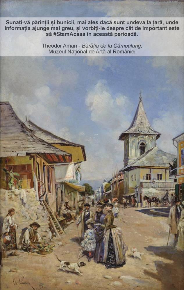 Theodor Aman Baratia din Campulung MNAR