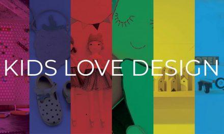Romanian Design Week 2020 lansează KIDS LOVE DESIGN