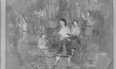 Pictorul Șerban Zainea, 1971