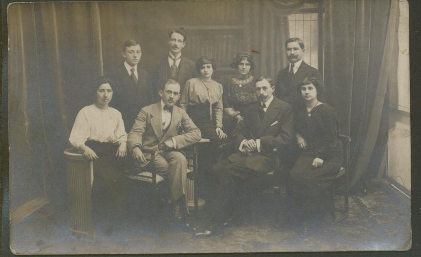 1.angajatii de la societatea leonida-1913