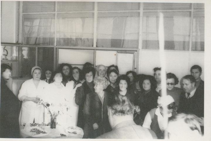 12.ceremonia pensionarii -1985