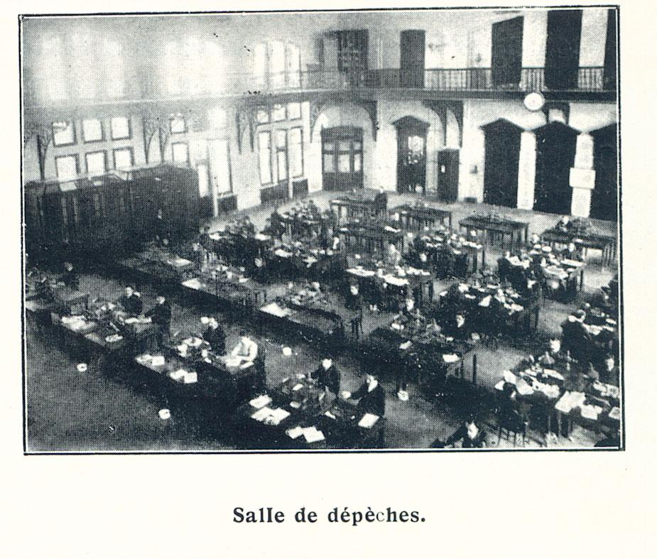 7.palatul postelor-sala depeselor-1906