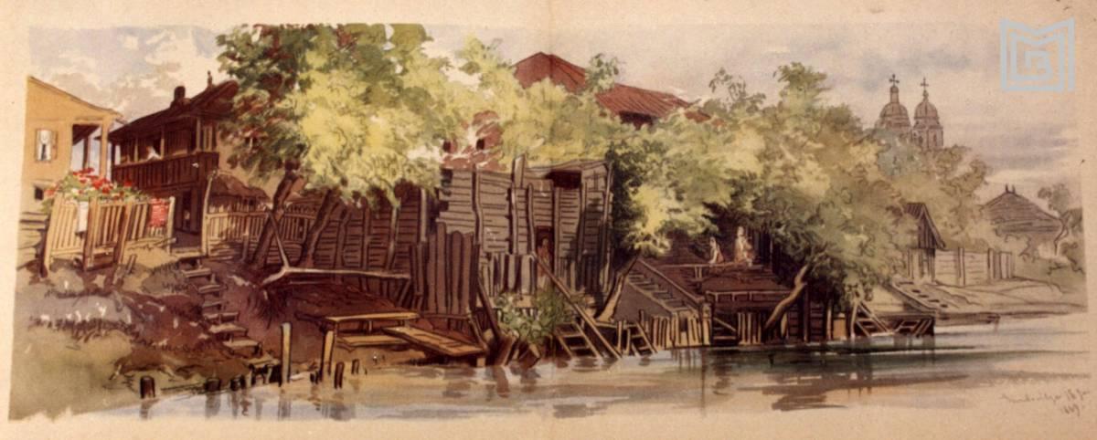 Dâmbovița – suoava apă a Bucureștilor
