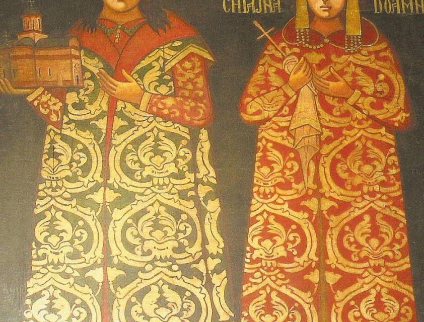 Mircea Ciobanul și Bucureștii