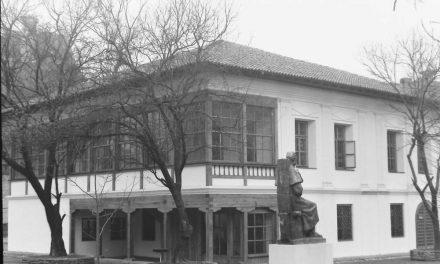 Muzeul Theodor Pallady, 1971