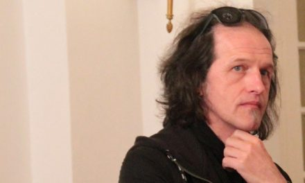 Artist talk de luni: Ulrich Gábor