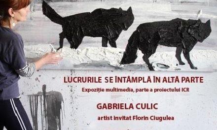 Gabriela Culic – Expoziție personală @ ARCUB
