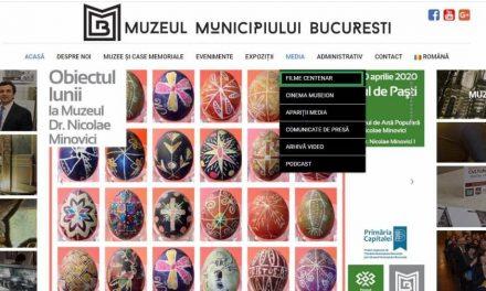 Zece filme documentare dedicate Centenarului Marii Uniri, oferite online de Muzeul Municipiului București