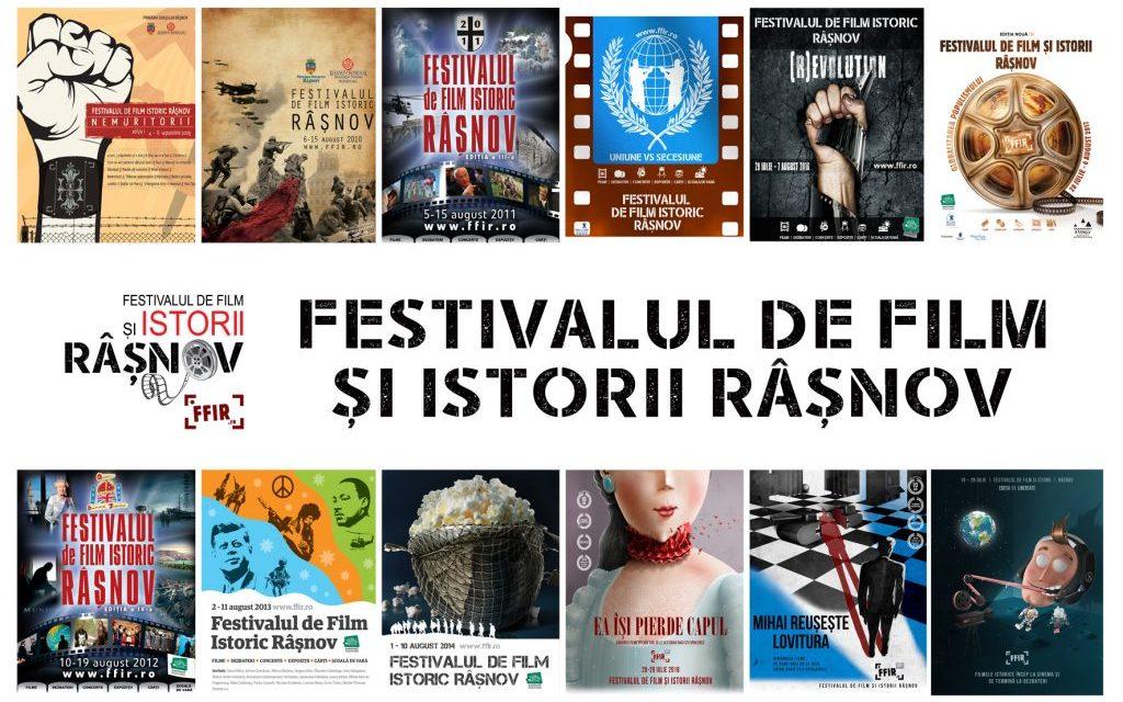 """Concurs de grafică Campania """"Război şi Pace"""" pentru Festivalul de Film şi Istorii de la Râşnov FFIR#12"""