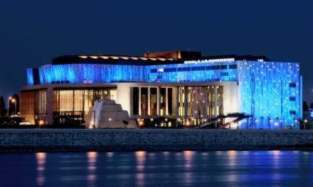 Cadou din partea Palatul Artelor din Budapesta Müpa la 15 ani de la inaugurare!