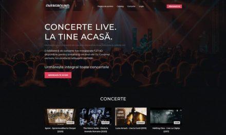 Overground Music lansează Overground Showroom – concerte live la tine acasă