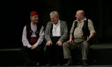 """La TNB on-line, programul săptămânii 18-24 mai include o conferință cu Andrei Șerban și un spectacol memorabil, """"Take, Ianke și Cadîr"""""""