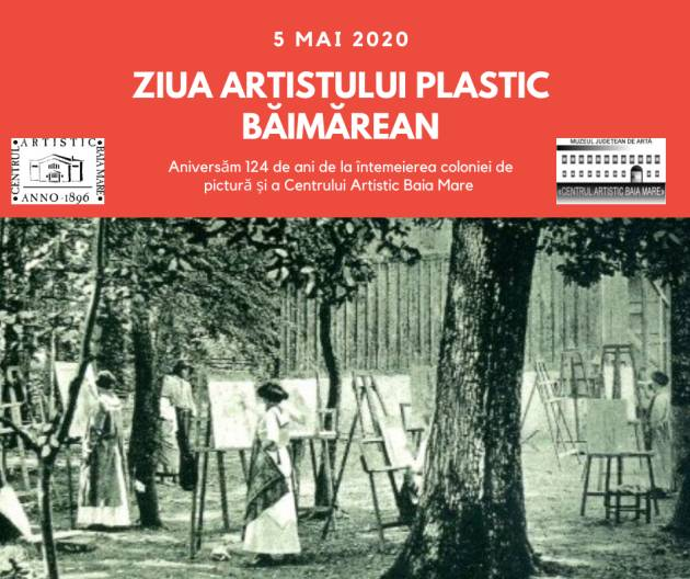 5 Mai – Ziua artistului plastic băimărean