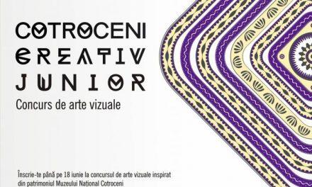 Muzeul Național Cotroceni lansează concursul de arte vizuale COTROCENI CREATIV JUNIOR