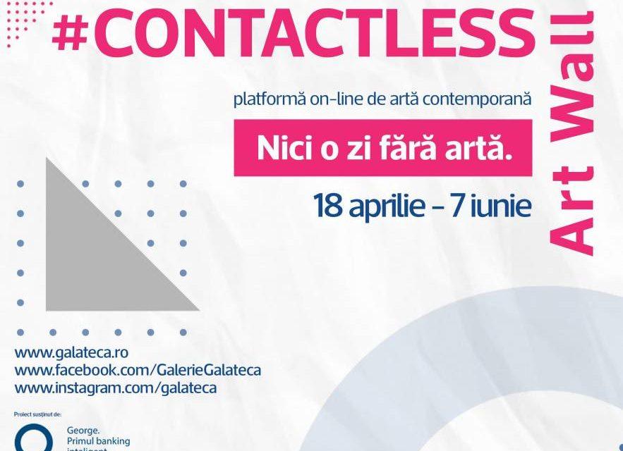 Noi artiști invitați și parteneri în #Contactless Art Wall – Platforma de susținere a artei contemporane Galateca