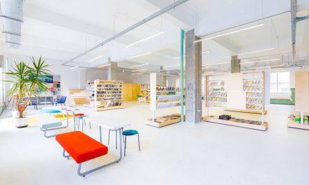 Nod makerspace își transformă Biblioteca de Materiale MATER în spațiu temporar de coworking gratuit, venind în ajutorul freelancerilor și startup-urilor