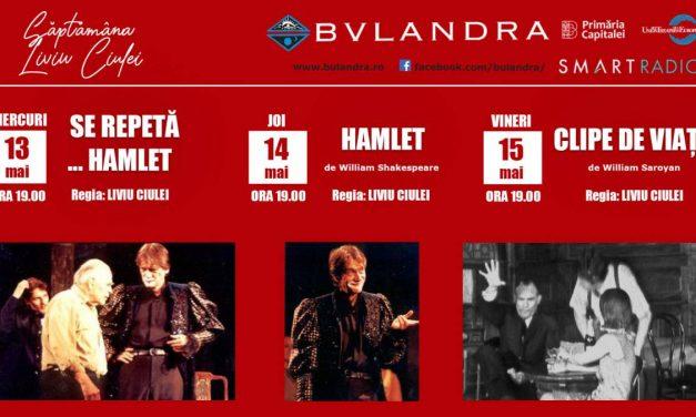 "Liviu Ciulei revine online cu magia sa la Teatrul ""Bulandra""!"