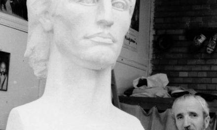 Sculptorul Dumitru Pasima, 1980
