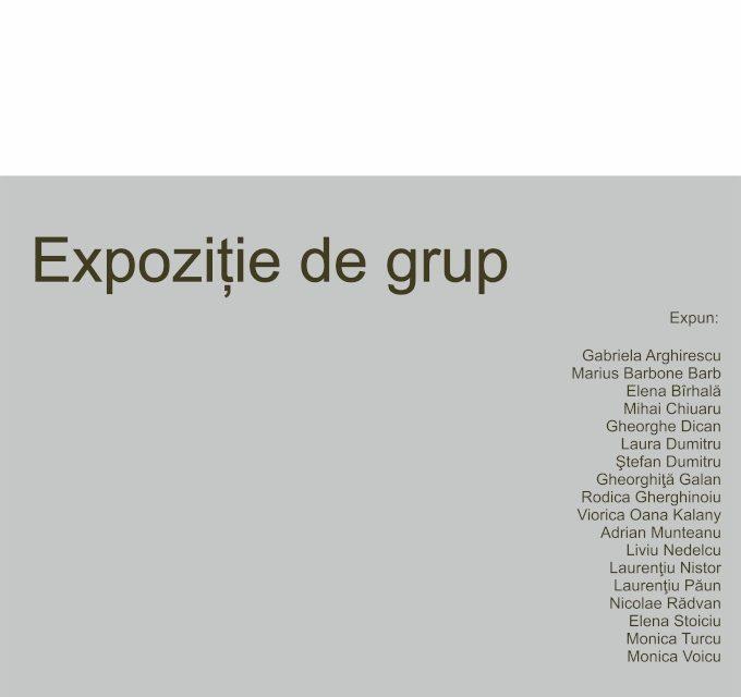 Expoziție de grup @ Galeriile de Artă din Focșani