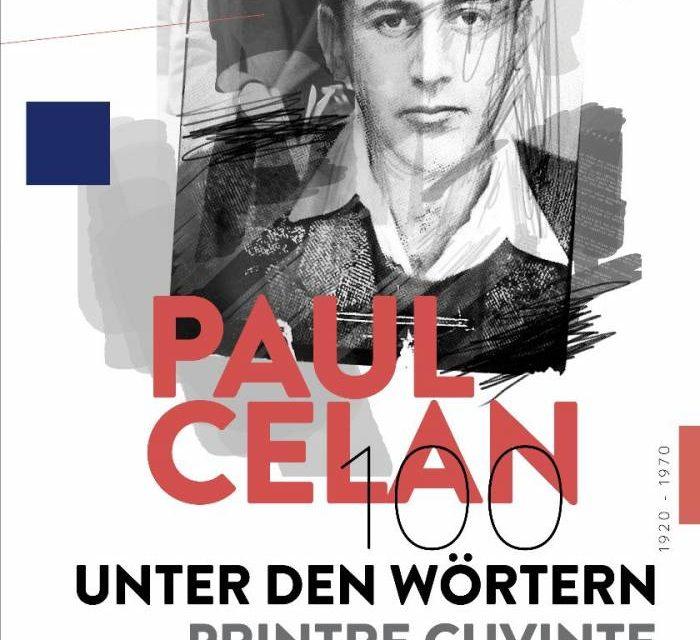 Expoziţie on-line CELAN 100 – Printre cuvinte/ Unter den Wörtern