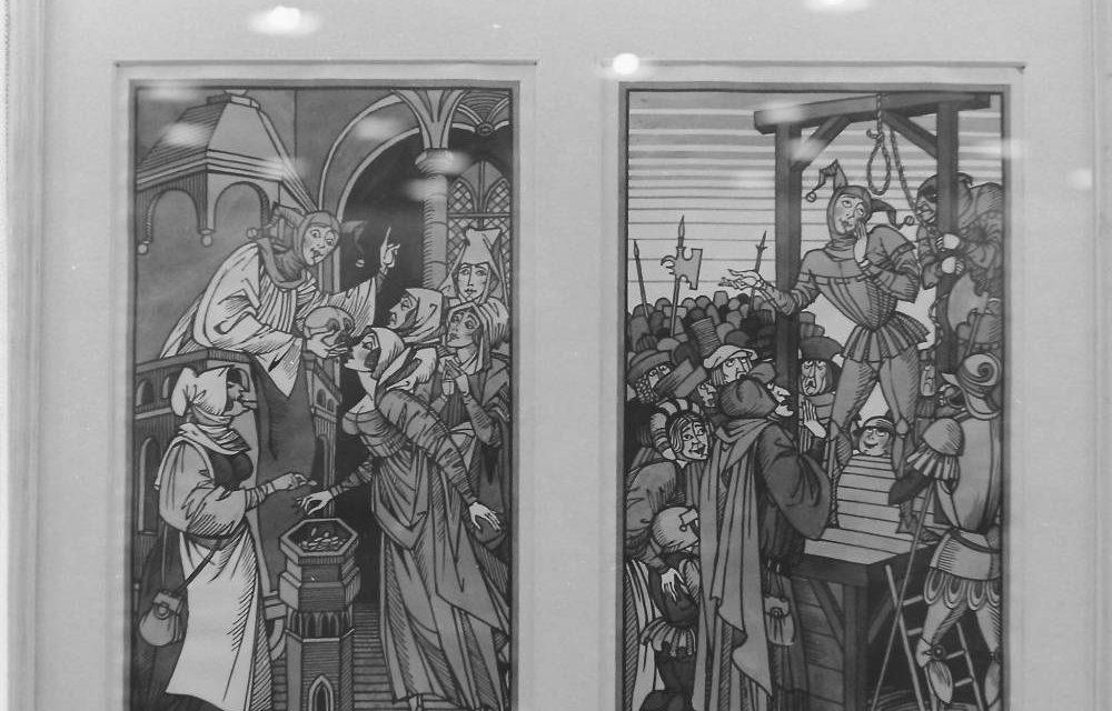 Expoziția Grafica ilustrație de carte, 1972