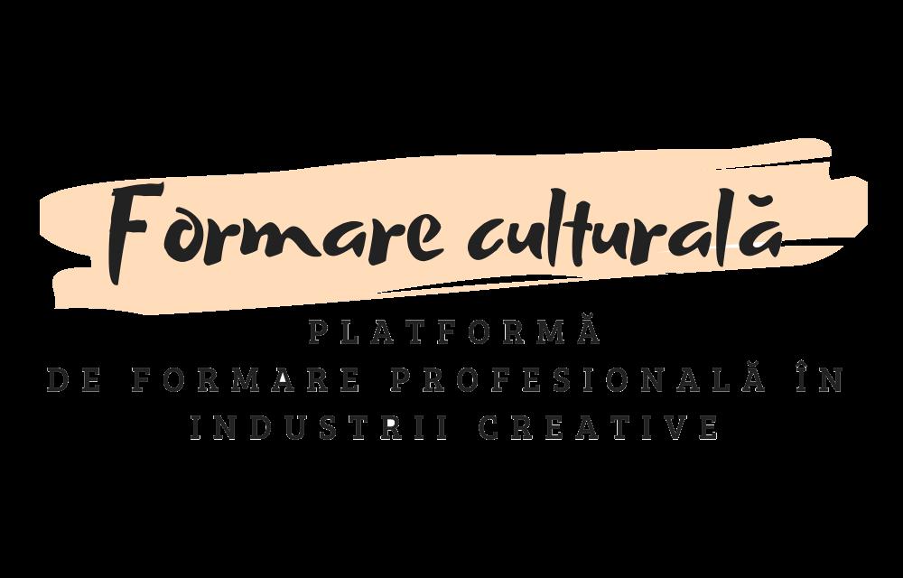Se lansează un program complex de formare profesională în industrii culturale și creative, la nivel național