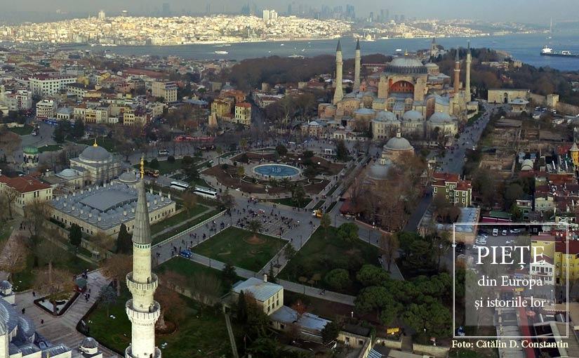 """""""Piețe din Europa și poveștile lor"""" – vernisaj virtual la ICR Istanbul"""