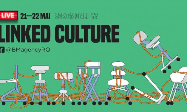 Linked Culture: live talk-show – mobilitatea în cultură